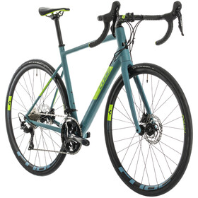 Cube Attain SL, blue grey/green